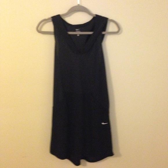 Nike Dresses & Skirts - Sleeveless dress/cover-up